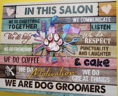 Grooming-Salon