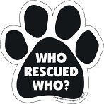 Who-rescued-who-logo