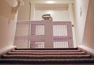 Dog-Gate-Top-Of-Stairs