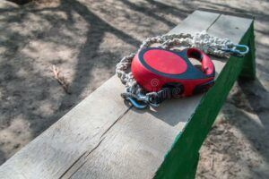 Retractable-leash